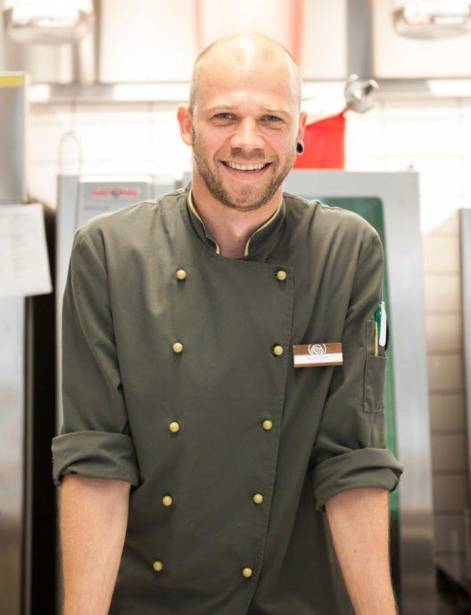 Chris Züger ist gastronomischer Chef des House of Switzerland bei der Olympiade in Rio. (Bild: © SV Schweiz)