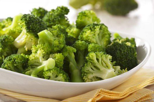 Brokkoli ist eine der gesündesten Kohlsorten. (Bild: Oliver Hoffmann – Shutterstokc.com)