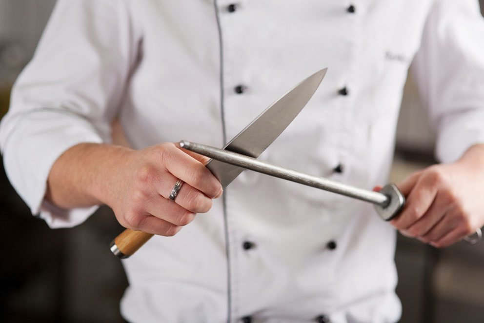 So Scharfen Sie Stumpfe Messer Am Besten Gourmetnews Ch