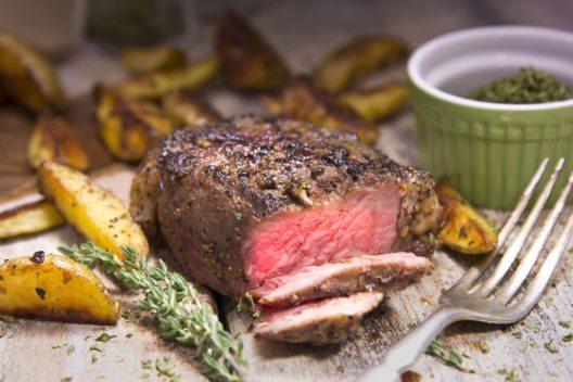 Das perfekte Steak (Bild: Dick Duerrstein – Shutterstock.com)