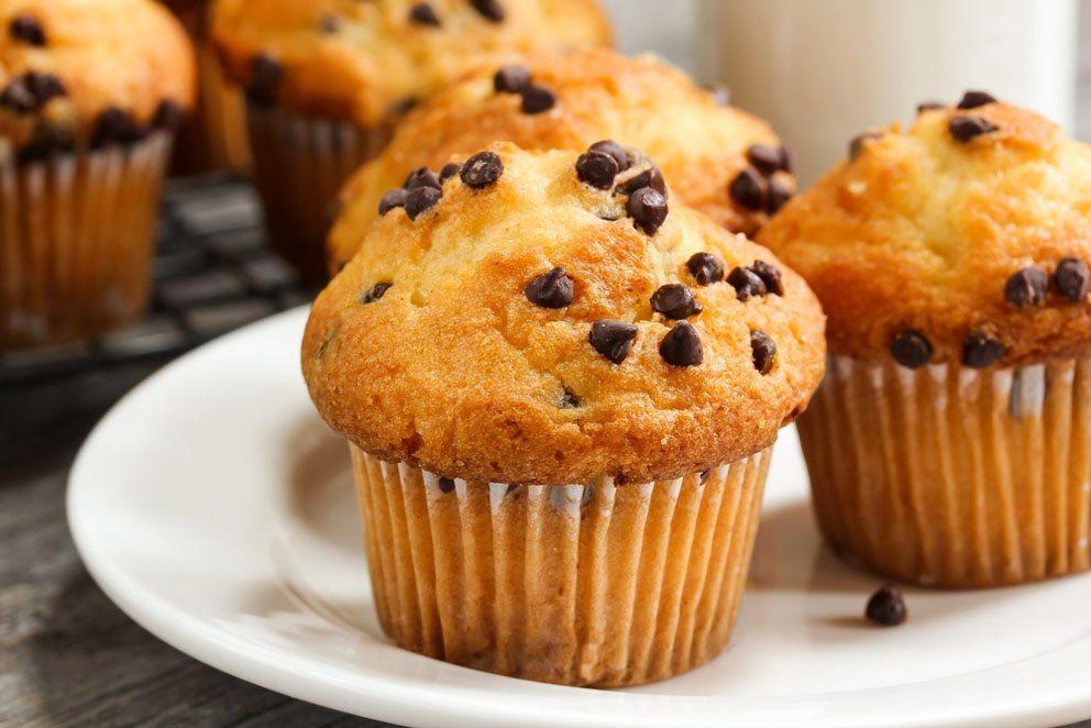 Rezept fur 12 muffins mit schokostuckchen