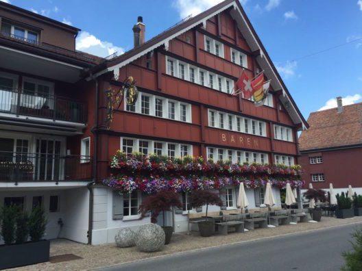 Hotel Bären in Gonten