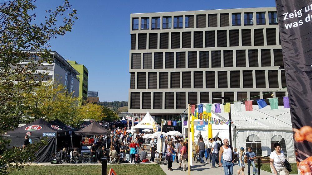 Windisch Campusplatz