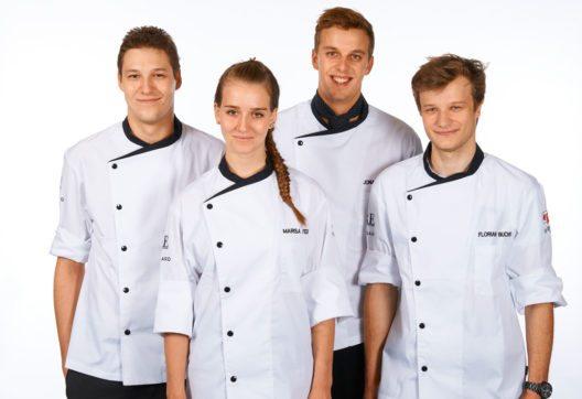 Die vier Finalisten 2016 (Bild: Proviande)