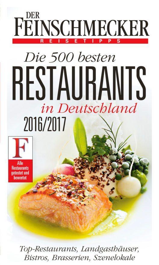 Die 500 besten Restaurants in Deutschland - gekürt von DER FEINSCHMECKER (Bild:obs/Jahreszeiten Verlag, DER FEINSCHMECKER)