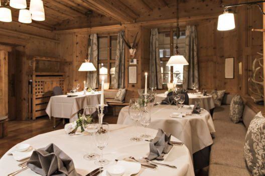 Kronenstübli (Bild: © Grand Hotel Kronenhof)