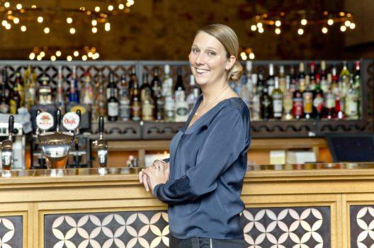 Lea Jaussi (Bild: © Restaurant/Bar Salzhaus)