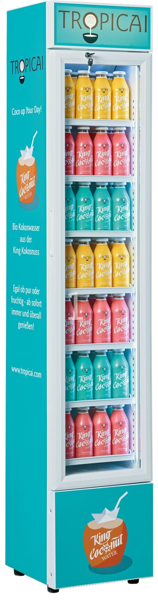 Tropicai - Kühlschrank