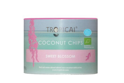 Tropicai Bio Kokoschips Sweet Blossom
