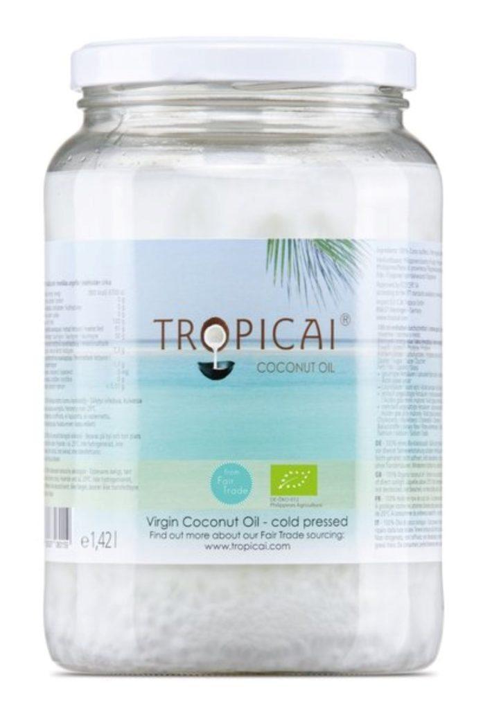 Tropicai Bio Kokosöl kaltgepresst