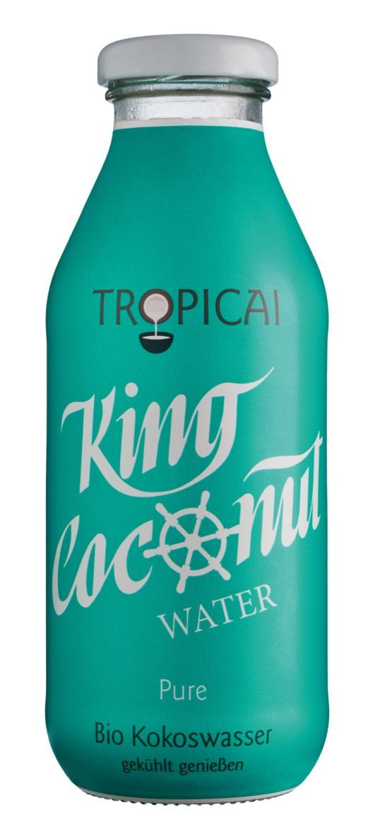 Tropicai Bio King Coconut Water Pure