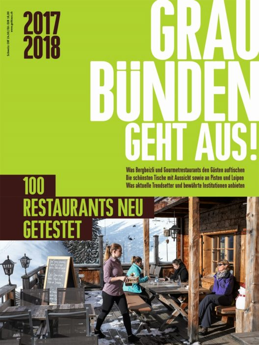 """GRAUBÜNDEN GEHT AUS! 2017/2018 (Bild: © """"GRAUBÜNDEN GEHT AUS!/www.gehtaus.ch)"""