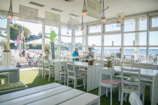 Bistro-Café-Strandbar Sandwig