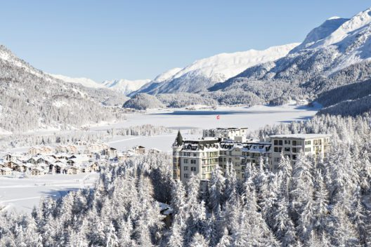 Hotel Waldhaus, Sils im Engadin/Segl, Graubünden (Bild: © Hotel Waldhaus)