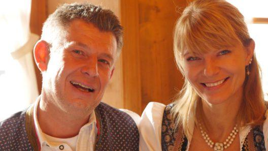 Stefan Kastner und Rina den Drijver (Bild: © langemann.de)