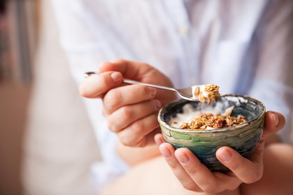 Energie für den Tag mit einem gesunden Müsli (Bild: goodmoments - shutterstock.com)