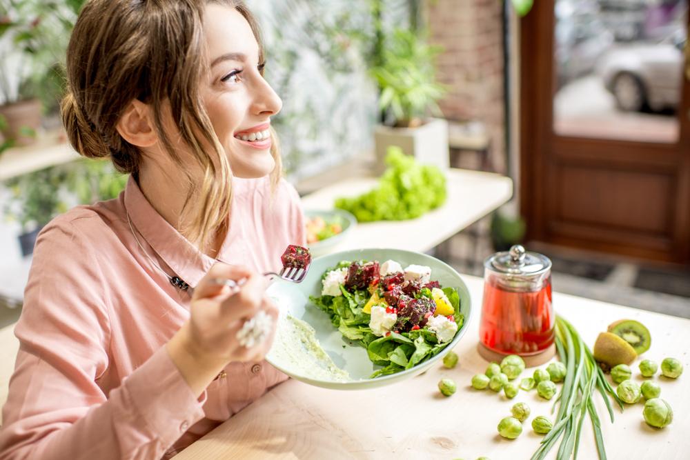 Reflektierte vegane Ernährung ist jedenfalls für Erwachsene äusserst gesund.