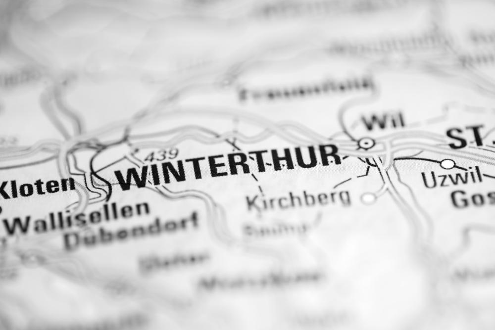 Winterthur ZH: Brand in einem Restaurant ausgebrochen