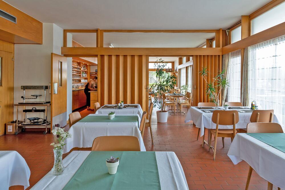 Chez Elsy – Crans-Sapins, Crans-Montana VS: Sixties in Reinkultur (Bild: Noah Steiner, Schweizer Heimatschutz)